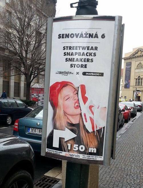 Snapbacks.cz